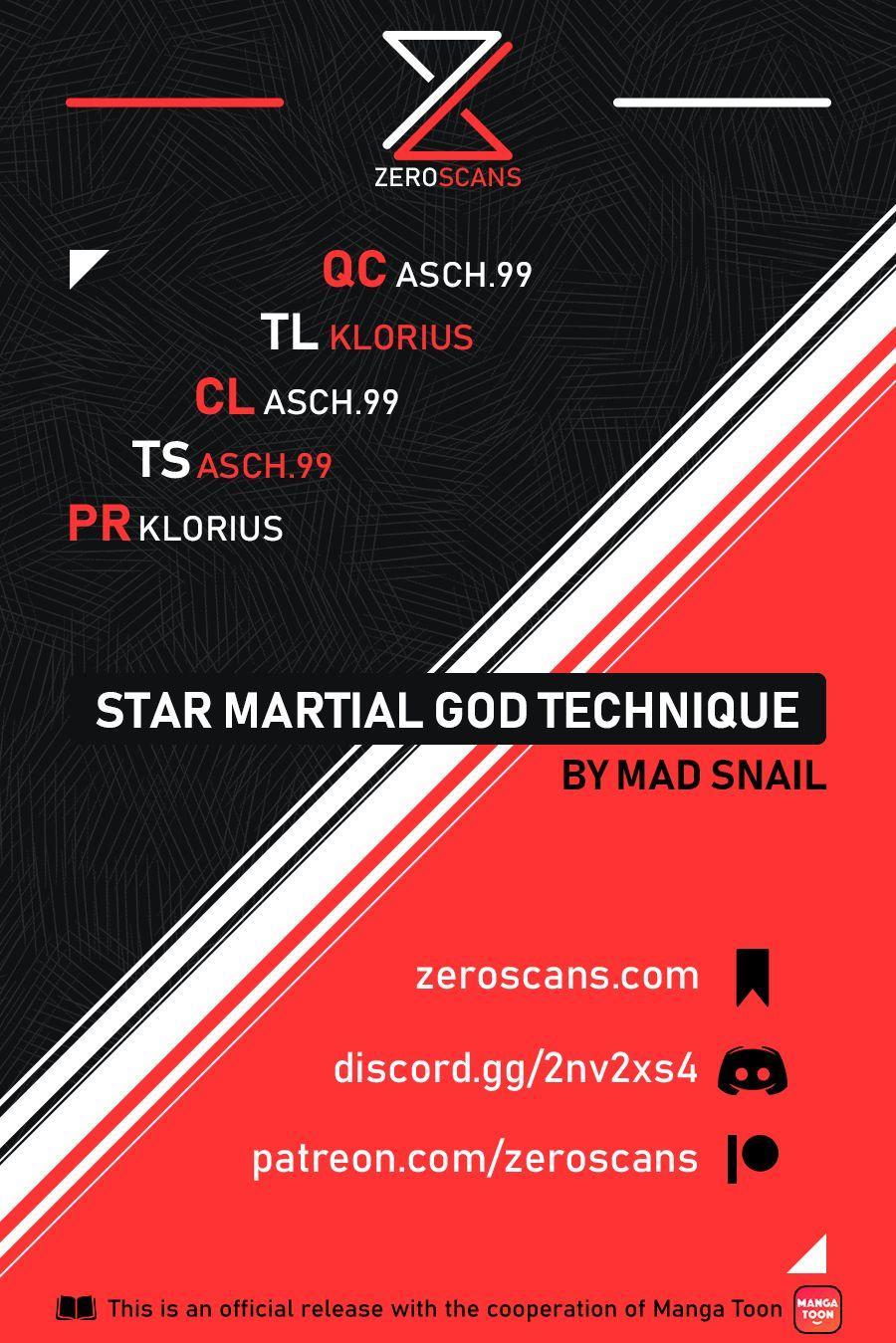 Star Martial God Technique Chapter 422 page 1 - Mangakakalots.com