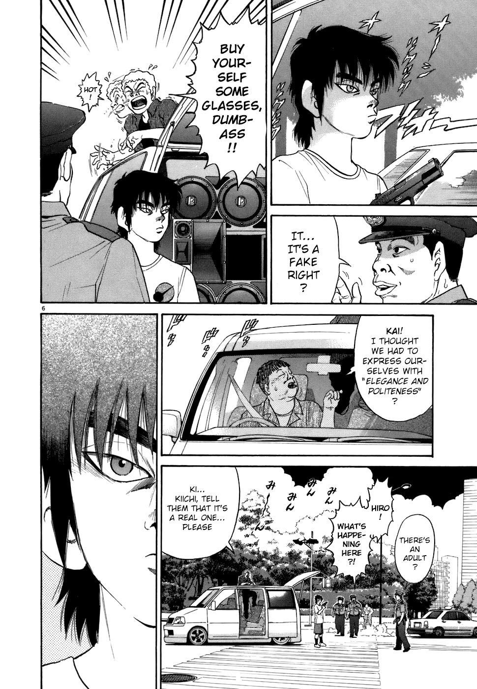 Kiichi!! Chapter 71 page 5 - Mangakakalots.com