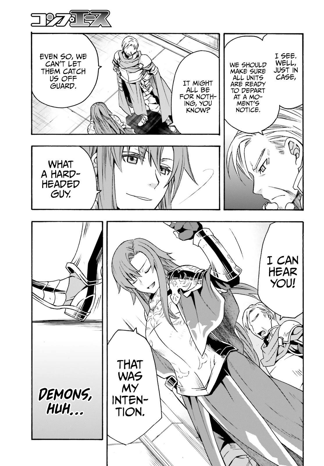 The Wrong Way To Use Healing Magic Chapter 43 page 8 - Mangakakalot