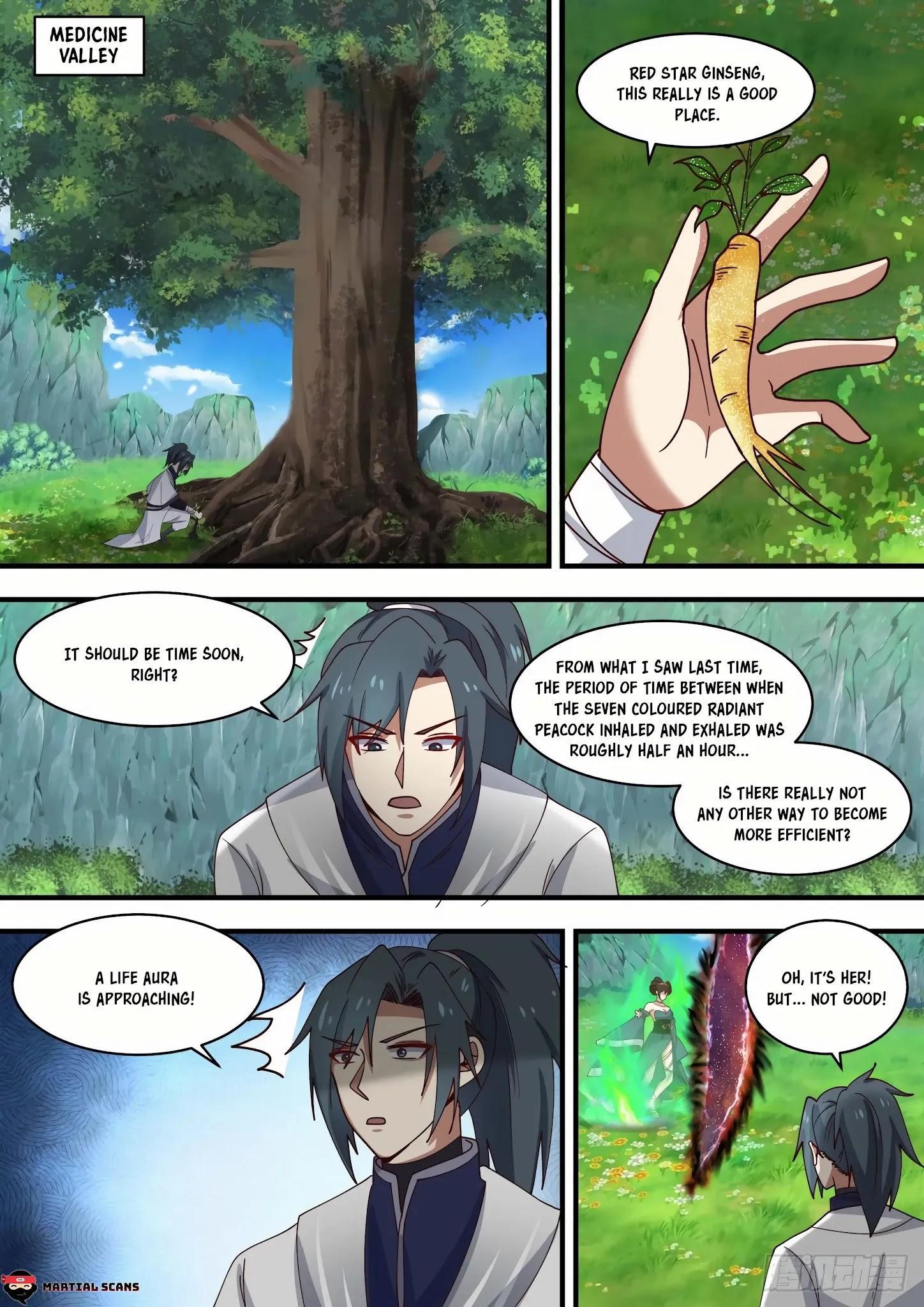 Martial Peak Chapter 1465: A Bit Tight page 2 - Mangakakalot