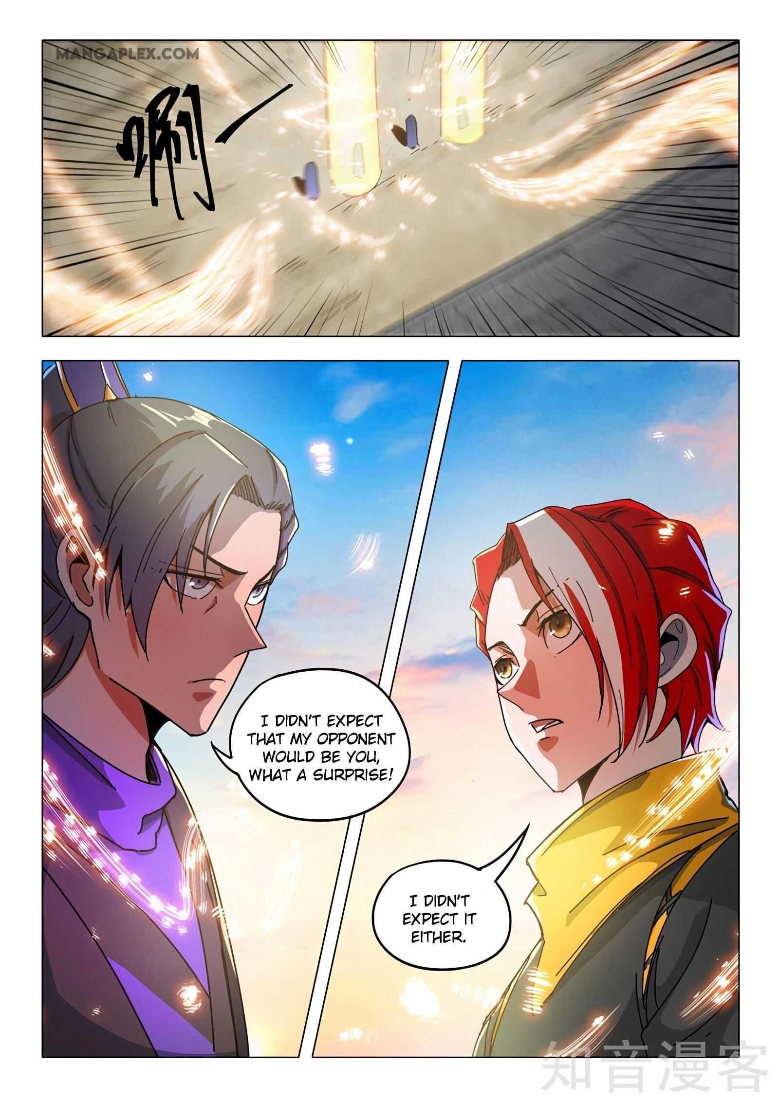 Martial Master Chapter 509 page 5 - Mangakakalots.com