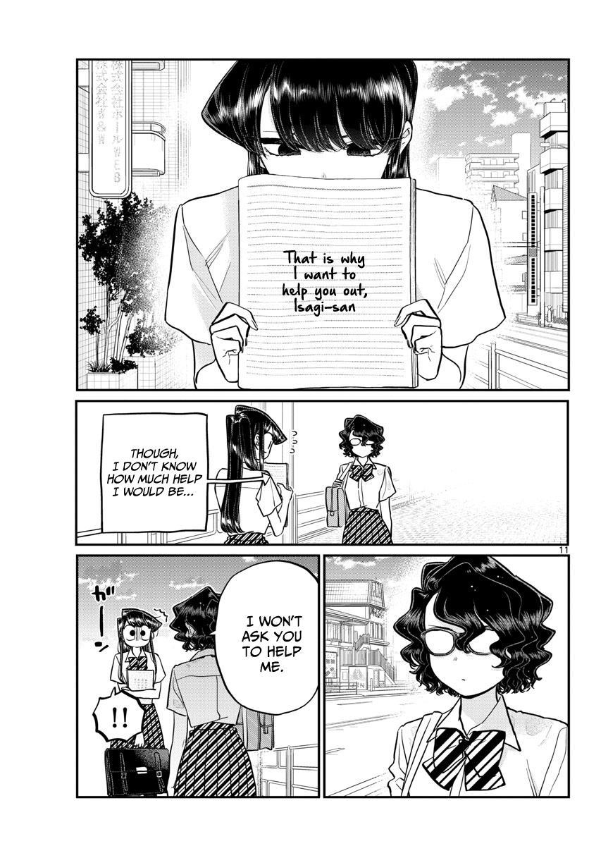 Komi-San Wa Komyushou Desu Chapter 196.2: Clean: The Continuation page 11 - Mangakakalot
