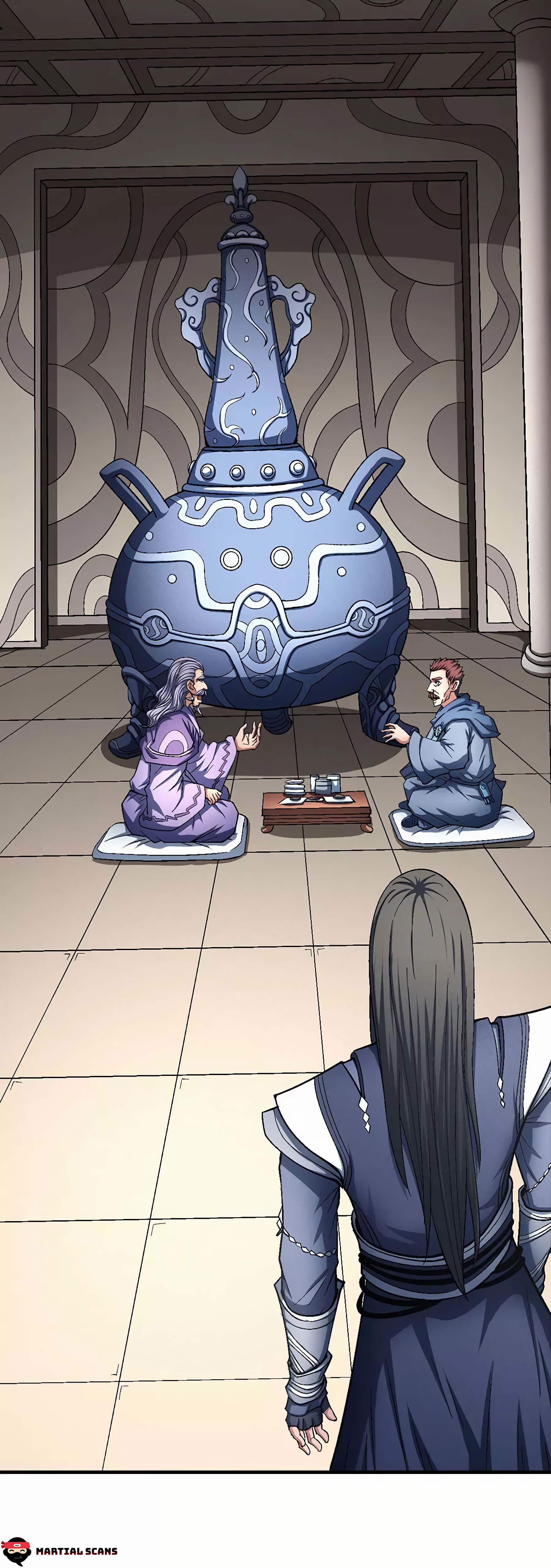 God Of Martial Arts Chapter 127.2: Mister Chi page 27 - Mangakakalots.com