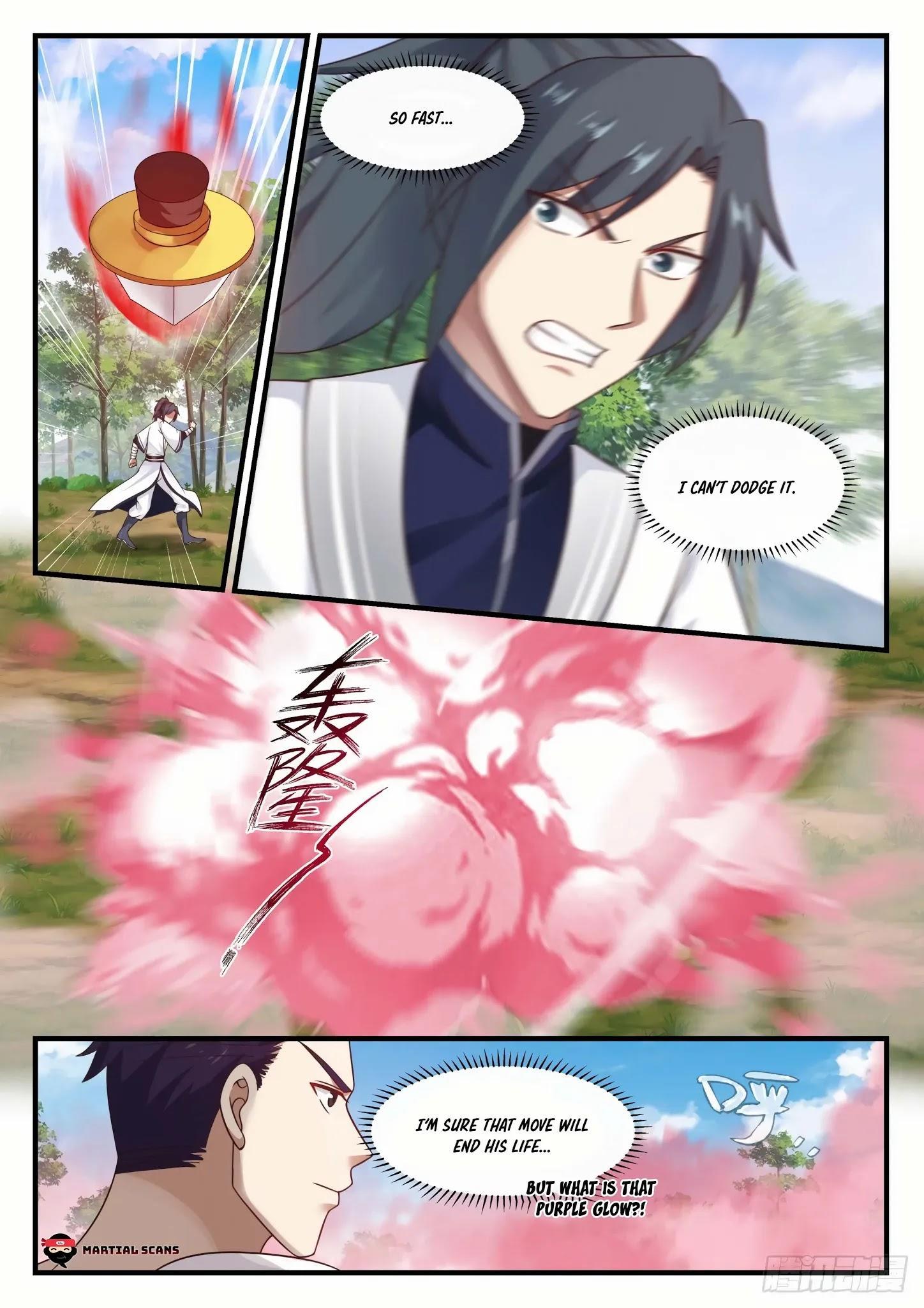 Martial Peak Chapter 1188: Blossoming Lotus page 2 - Mangakakalots.com