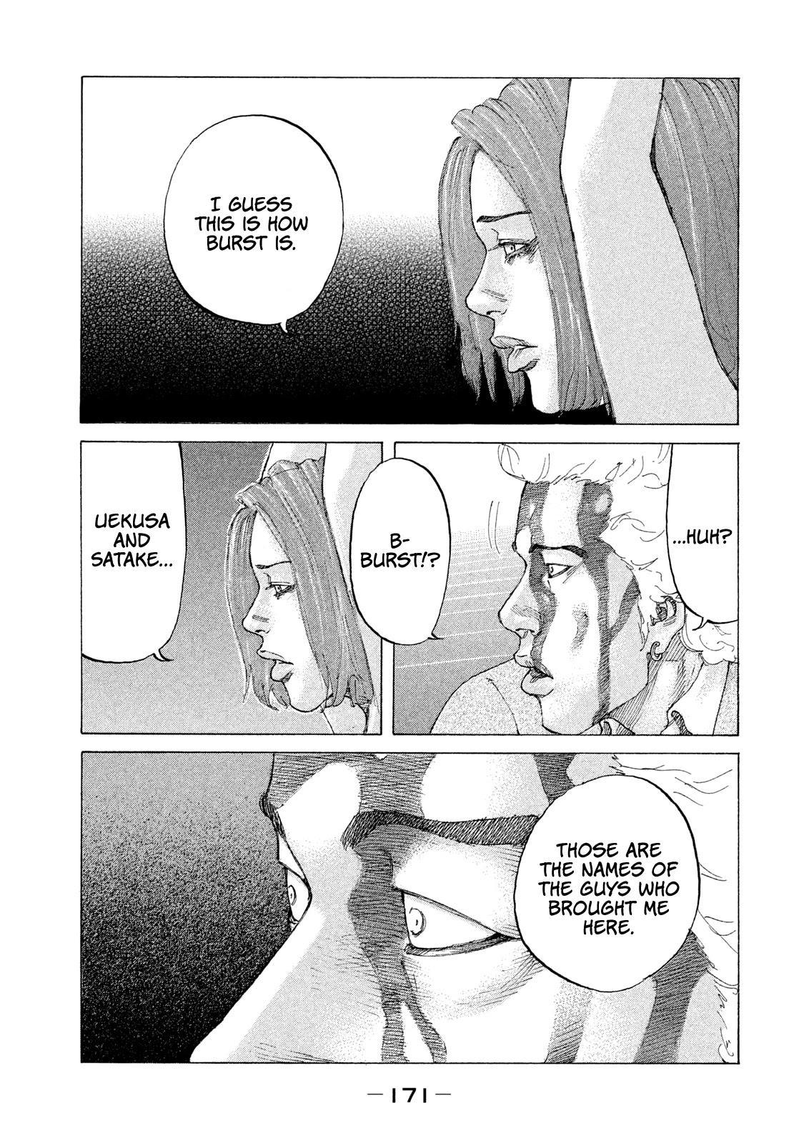Shinjuku Swan Chapter 212: Fetish page 6 - Mangakakalots.com