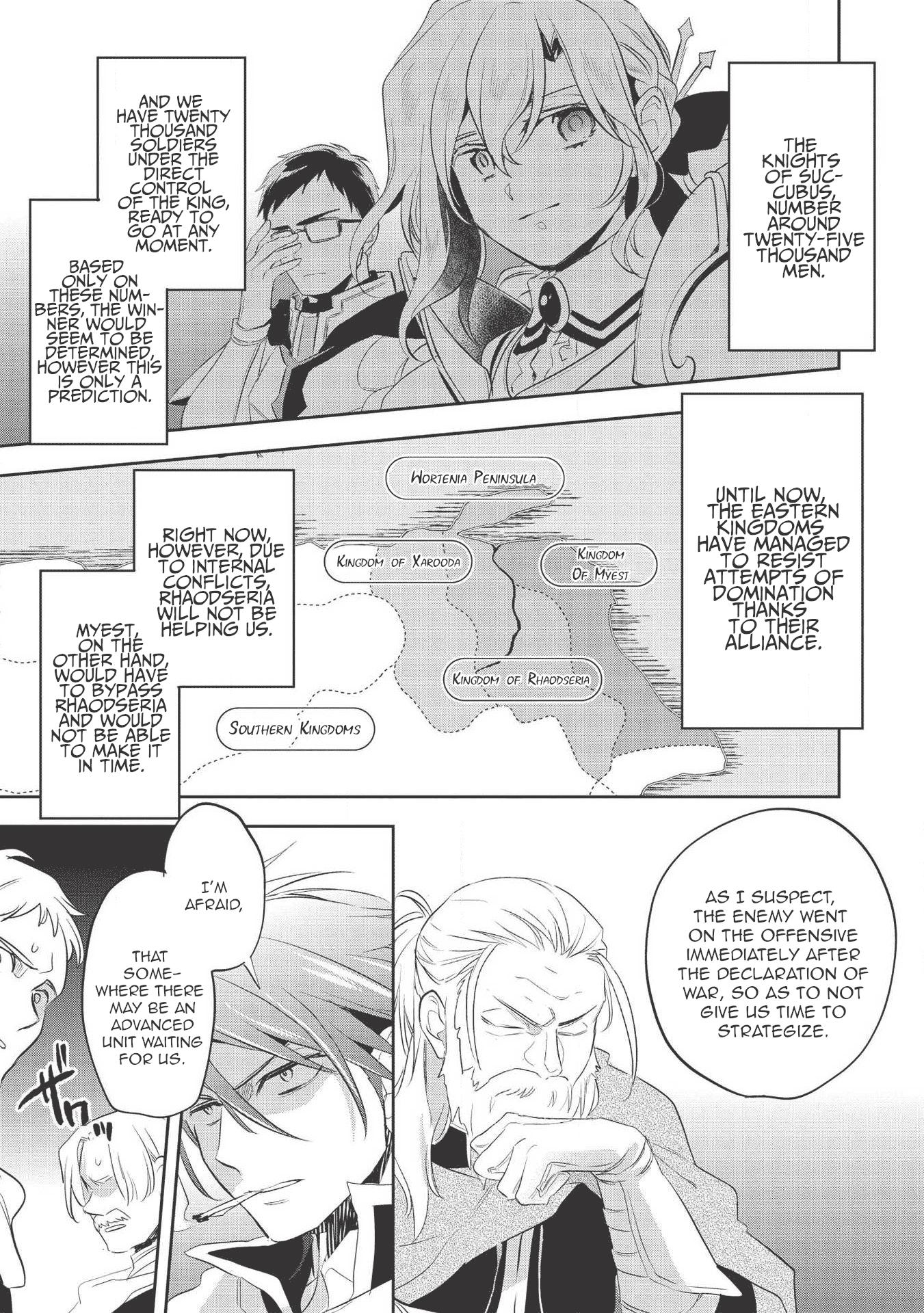 Wortenia Senki Vol.7 Chapter 33 page 10 - Mangakakalots.com