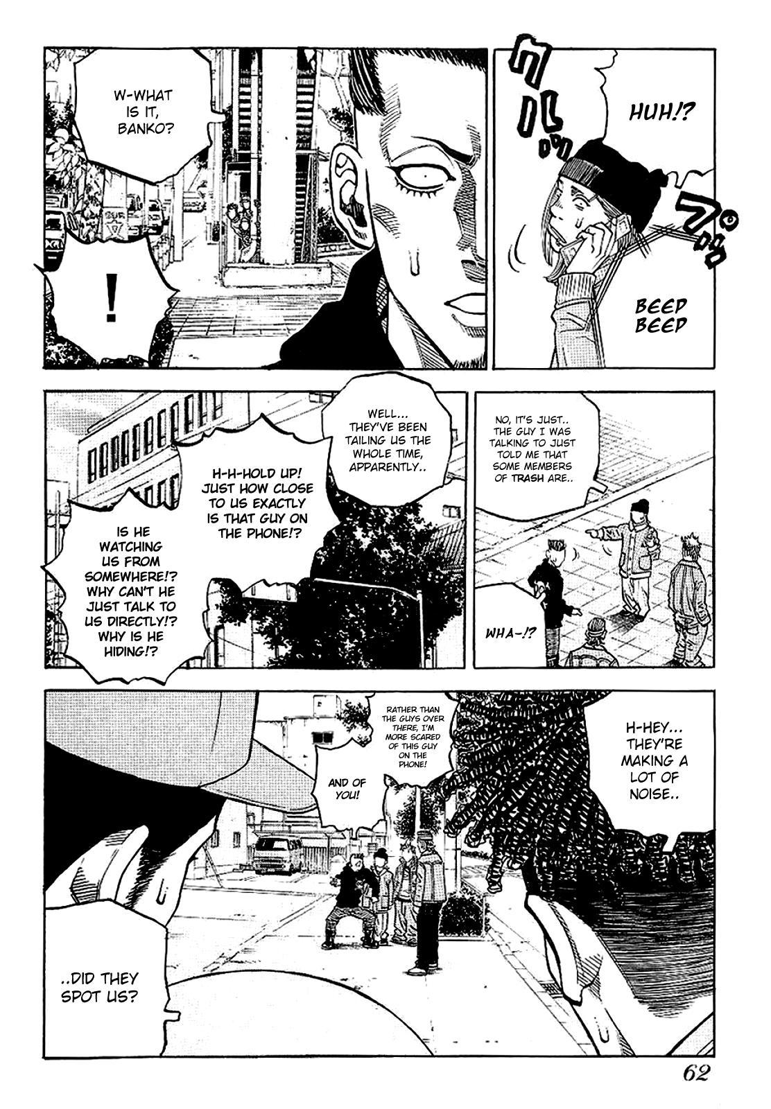 Gang King Vol.10 Chapter 73: Gentle page 10 - Mangakakalots.com