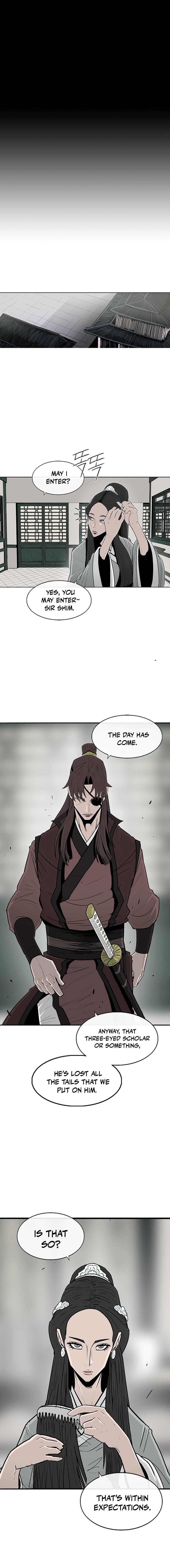 Legend Of The Northern Blade Chapter 99 page 8 - Mangakakalot
