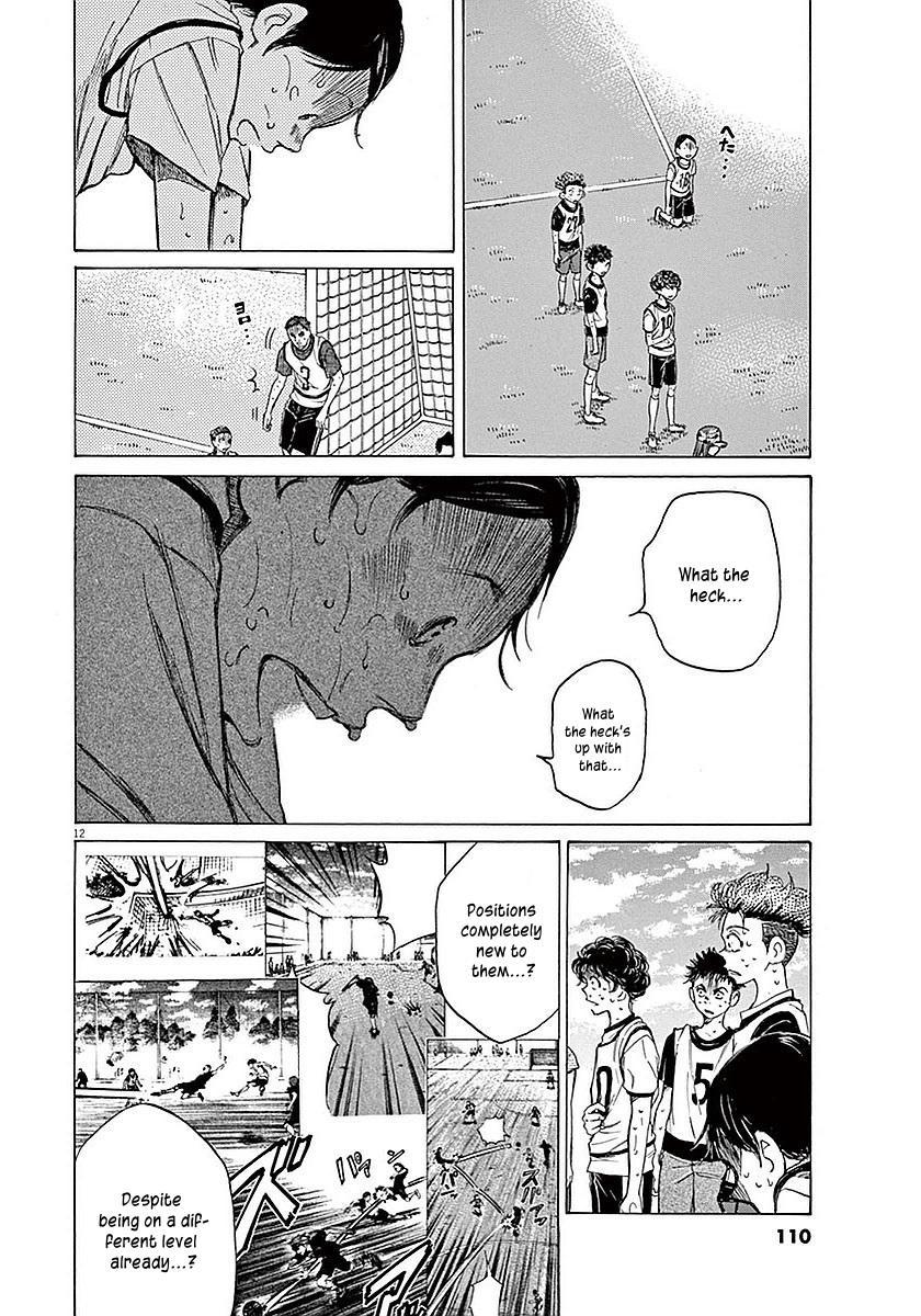 Ao Ashi Vol.2 Chapter 13: Telling The Exam-Takers page 12 - Mangakakalots.com