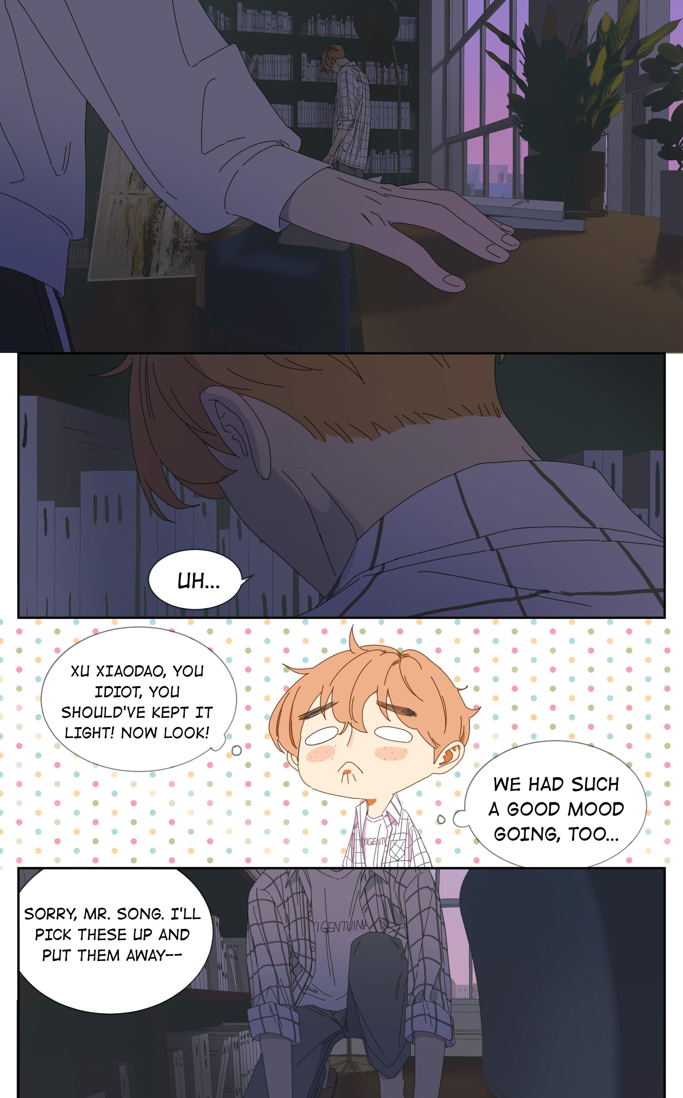 Mr. Snail Chapter 25: Do You Like Me, Maybe A Little? page 3 - Mangakakalots.com