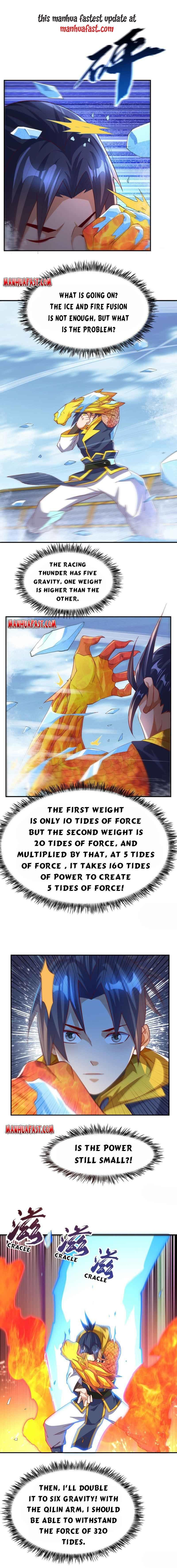 Martial Inverse Chapter 157 page 1 - Mangakakalots.com