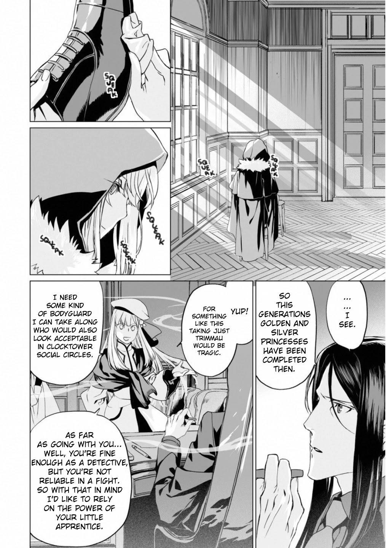 Lord El-Melloi Ii-Sei No Jikenbo Chapter 15 page 40 - Mangakakalots.com