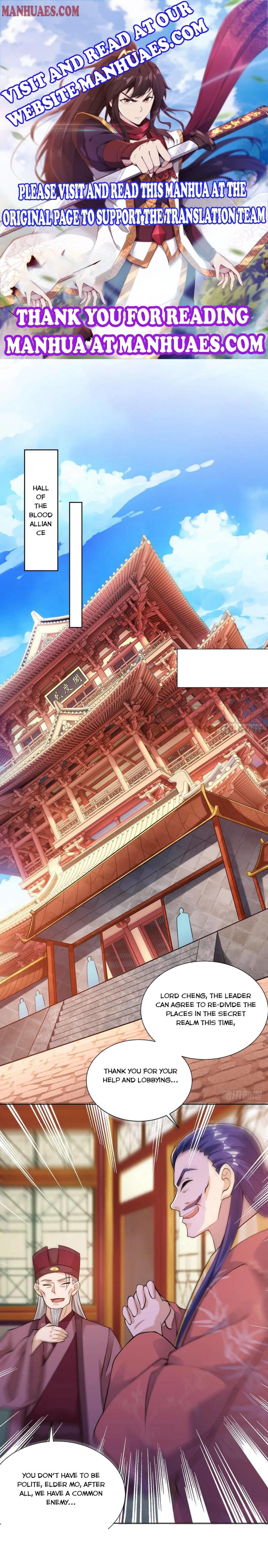 Dominate The Three Realms Chapter 166 page 1 - Mangakakalots.com