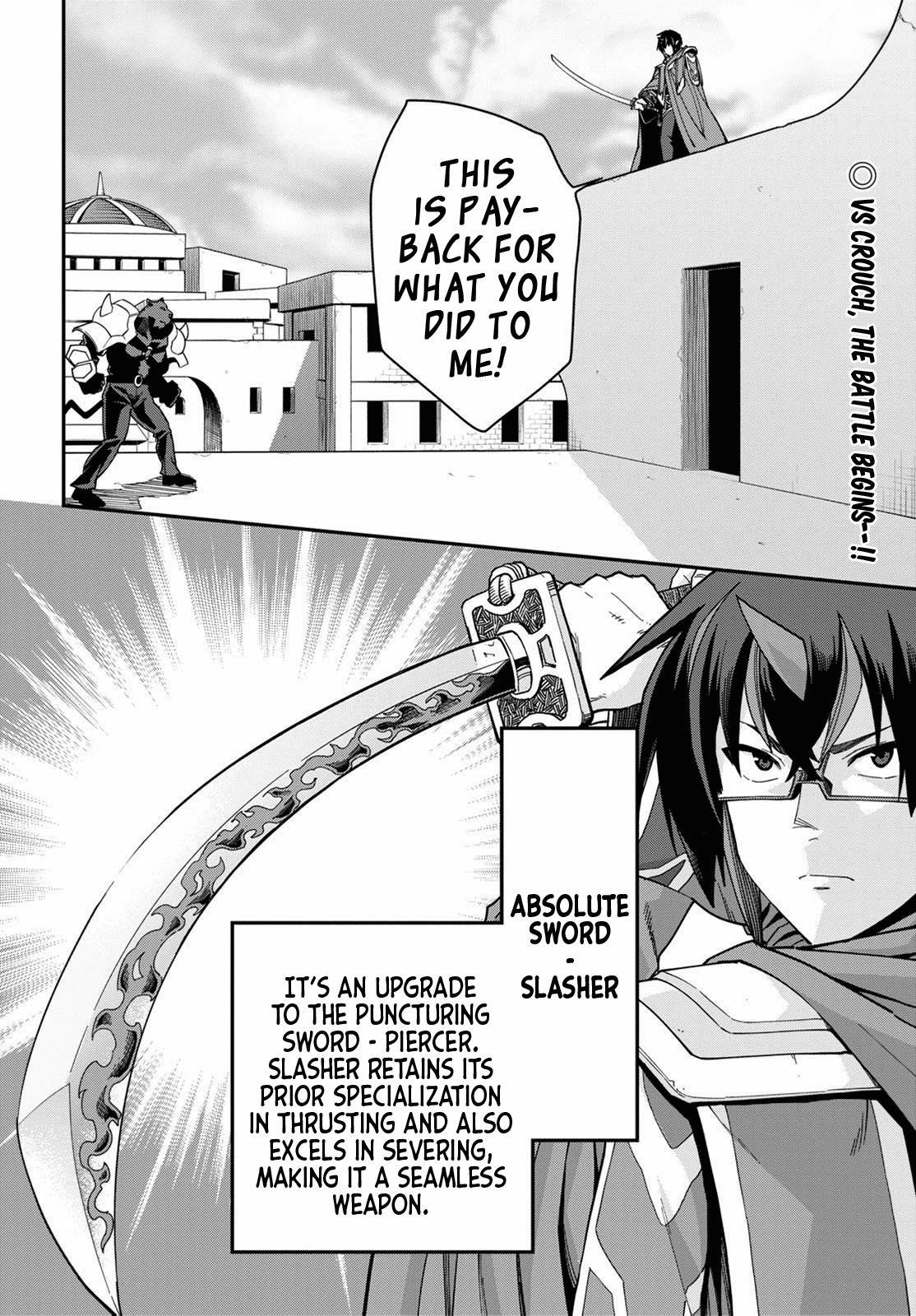 Konjiki No Moji Tsukai - Yuusha Yonin Ni Makikomareta Unique Cheat Chapter 67: Glimpse Of A Hero, Part 2 page 2 - Mangakakalots.com