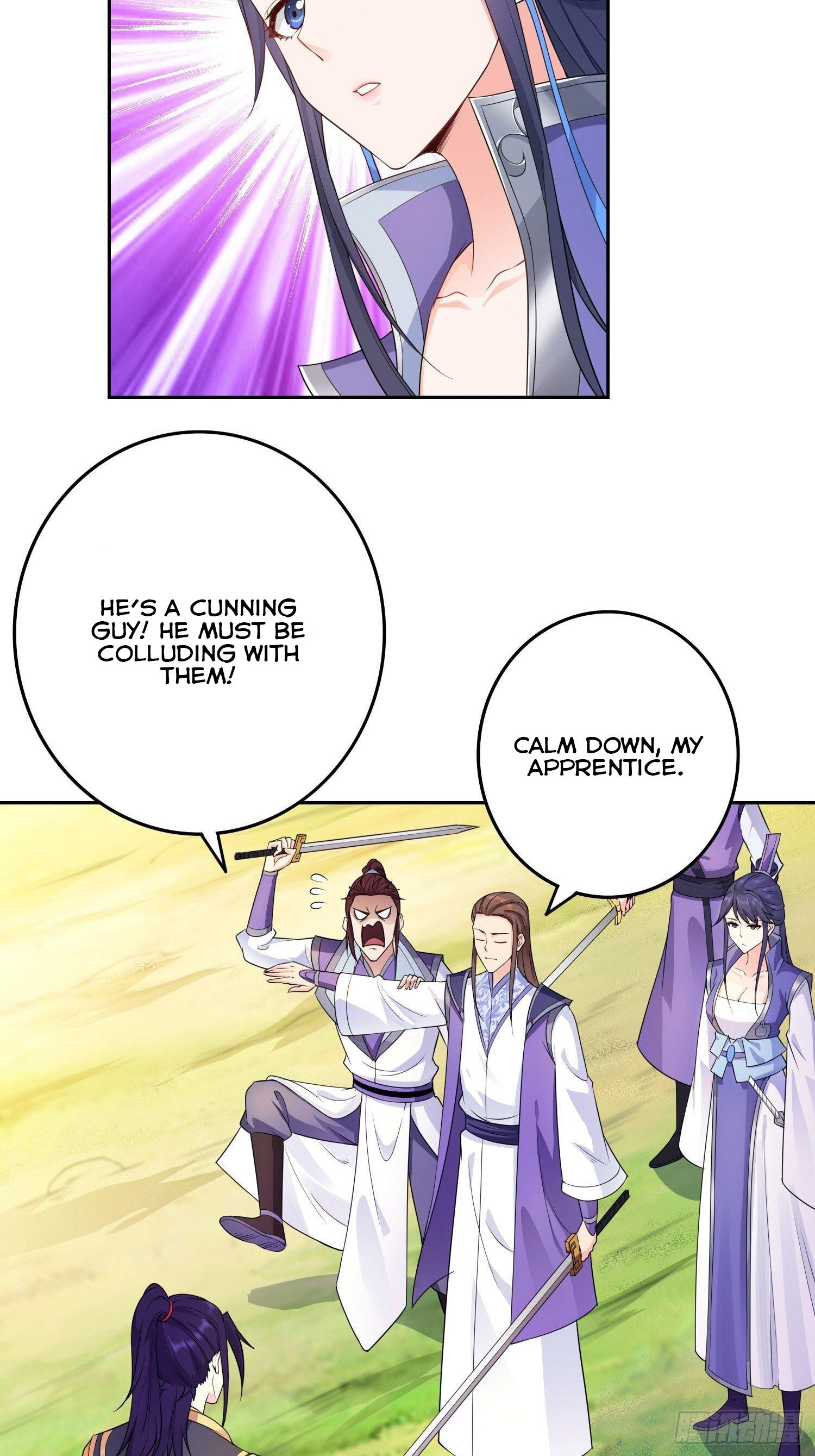Forced To Become The Villainous Son-In-Law Chapter 24 page 21 - Mangakakalots.com