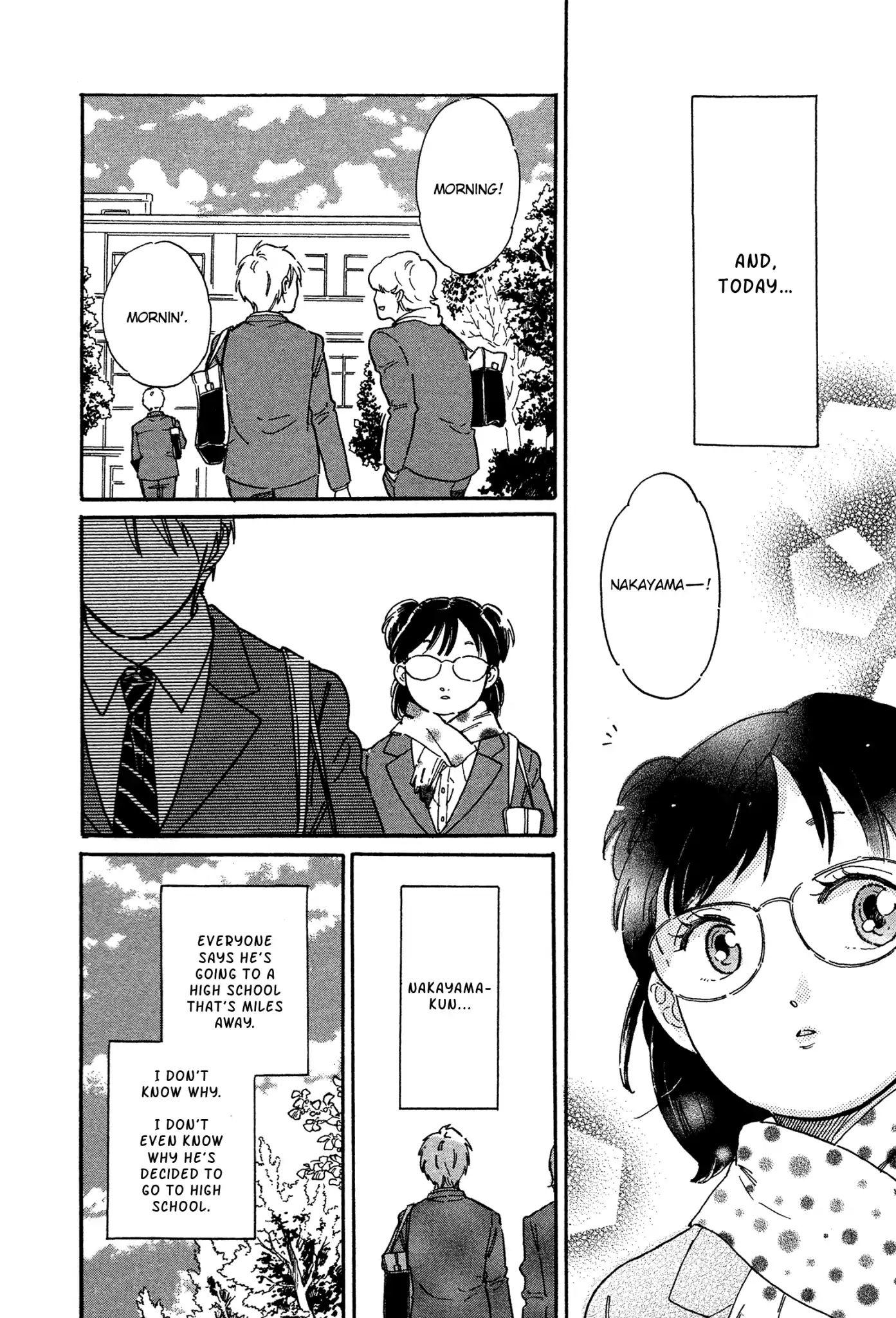 Stay Gold (Hideyoshico) Vol.2 Chapter 17 page 3 - Mangakakalots.com