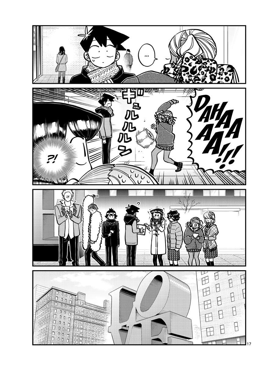 Komi-San Wa Komyushou Desu Chapter 287: Group Activities page 4 - Mangakakalot