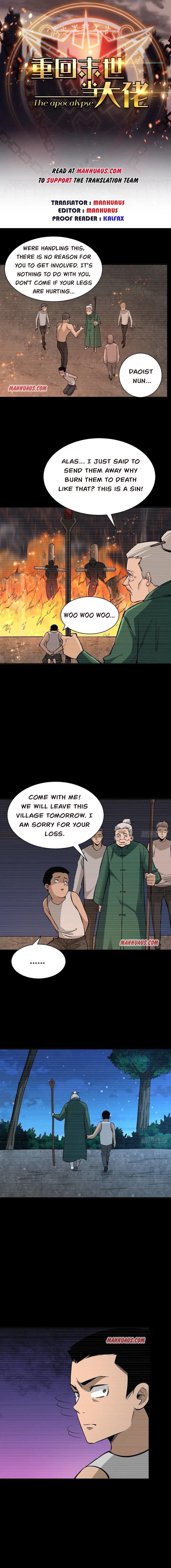 Back To Rule Again Chapter 142 page 1 - Mangakakalots.com