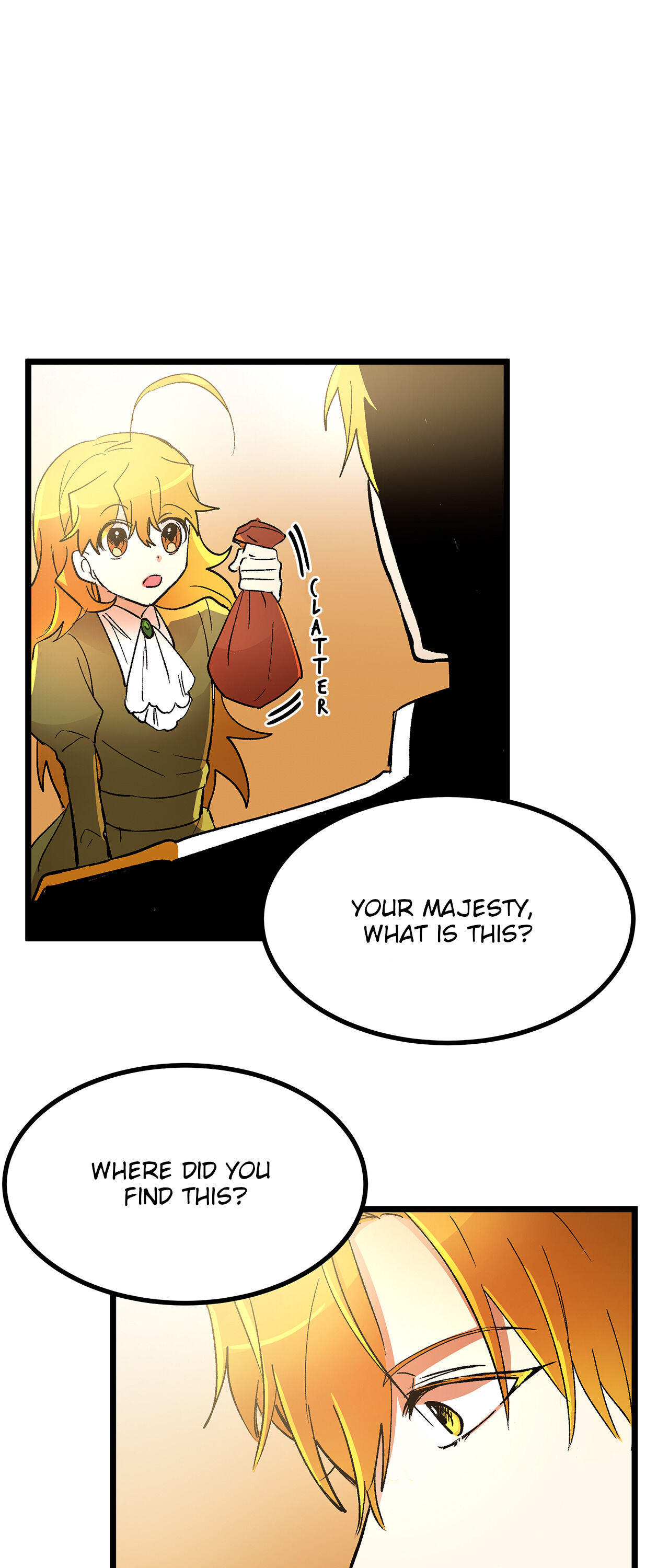 Living As The Emperor's Fiancé Chapter 34 page 18 - Mangakakalots.com