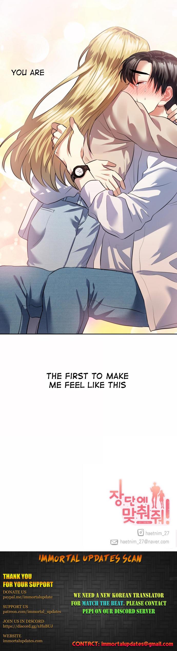 Match The Beat! Chapter 42 page 31 - Mangakakalots.com