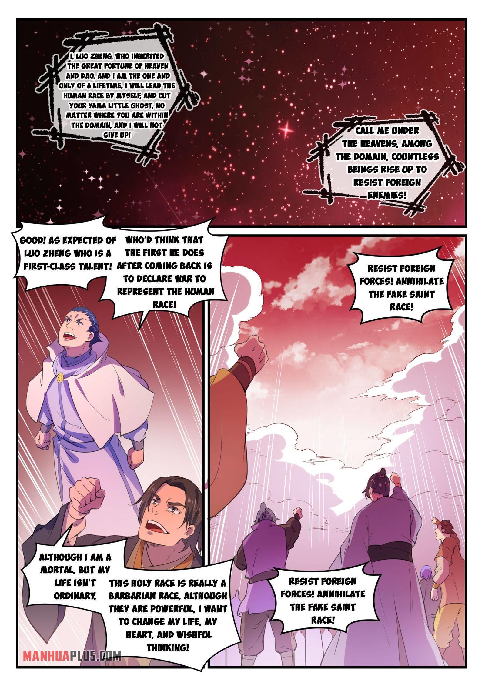 Apotheosis Chapter 779 page 3 - Mangakakalots.com