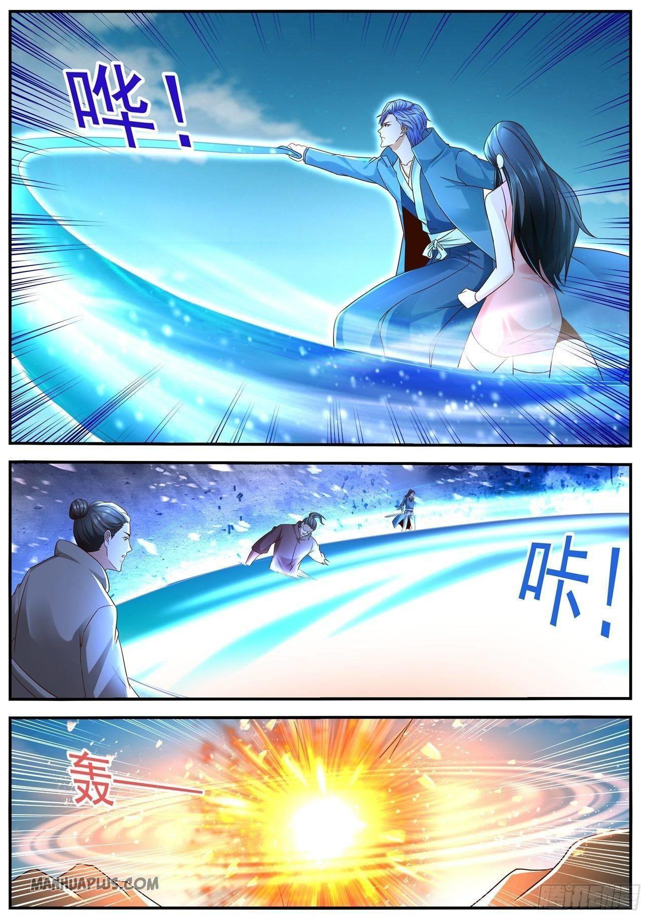 Rebirth Of The Urban Immortal Cultivator Chapter 593 page 7 - Mangakakalots.com