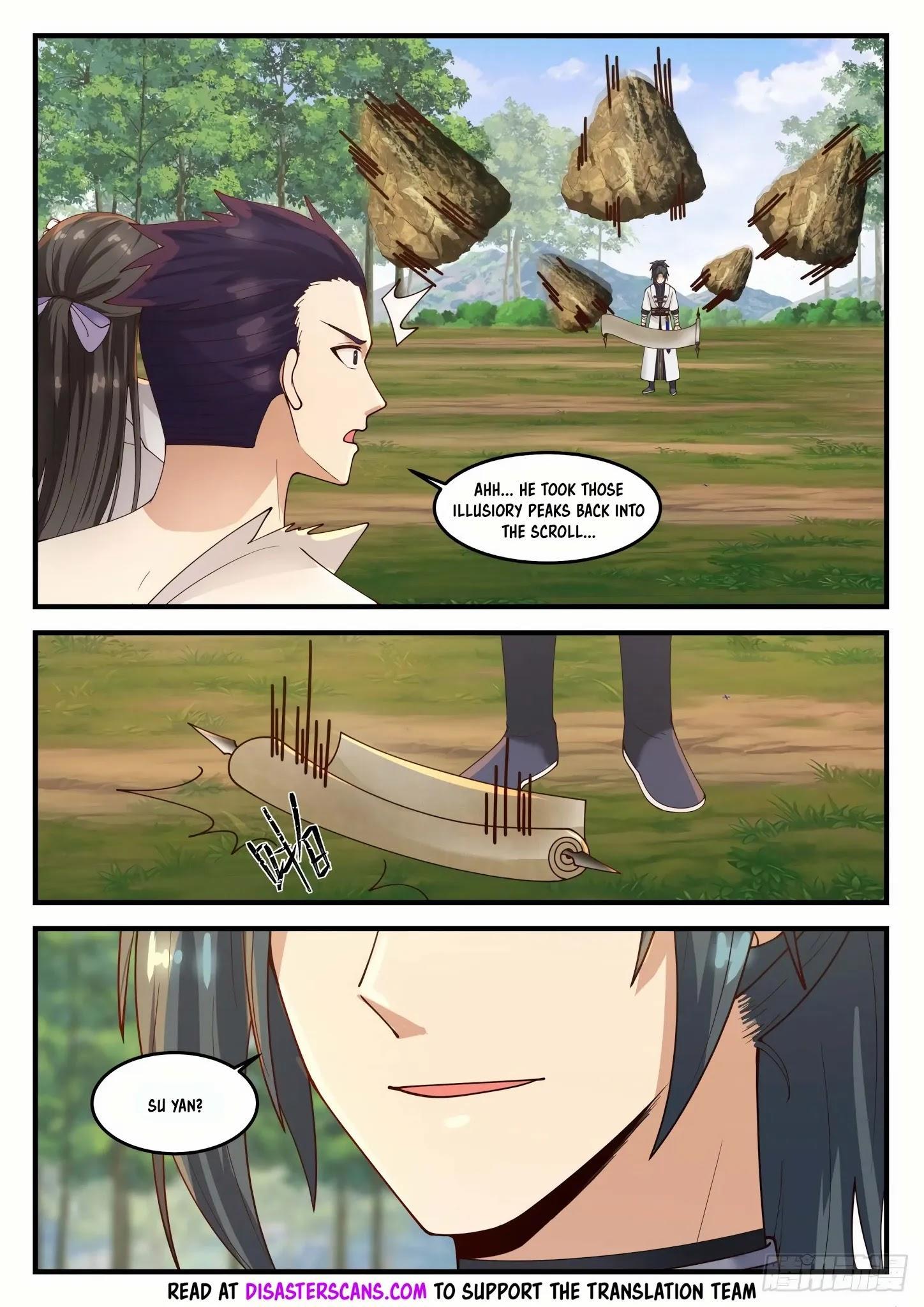 Martial Peak Chapter 1188: Blossoming Lotus page 7 - Mangakakalots.com