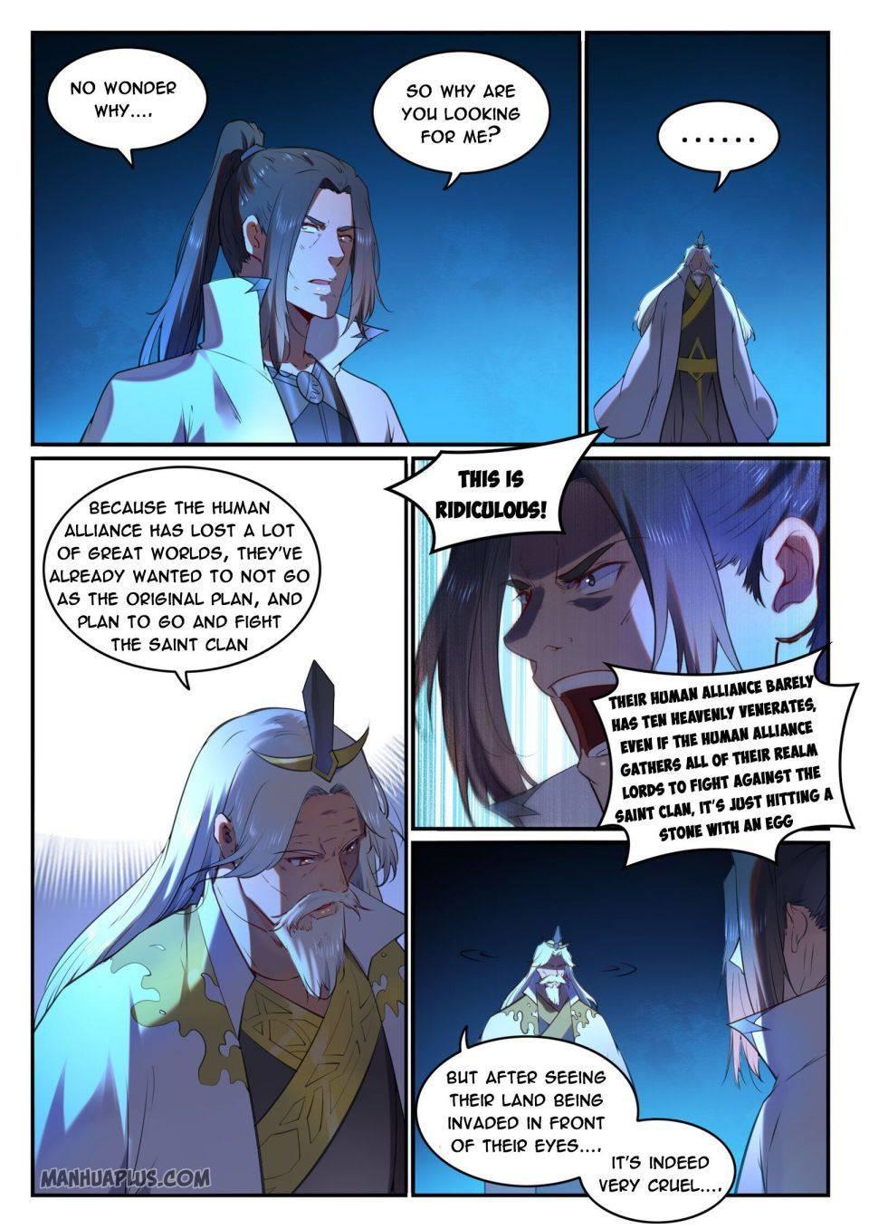 Apotheosis Chapter 768 page 8 - Mangakakalots.com