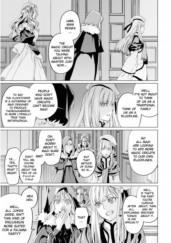 Lord El-Melloi Ii-Sei No Jikenbo Chapter 15 page 47 - Mangakakalots.com