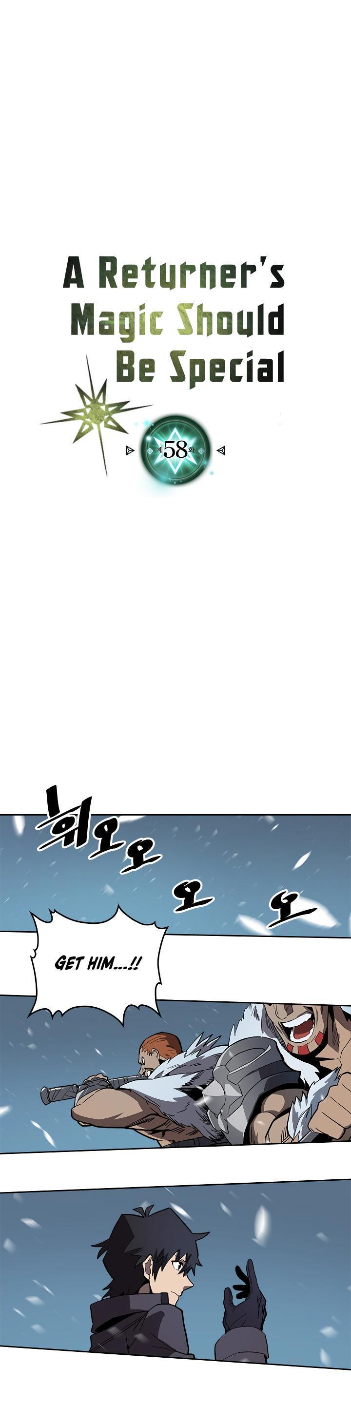 A Returner's Magic Should Be Special Chapter 58 page 4 - Mangakakalots.com