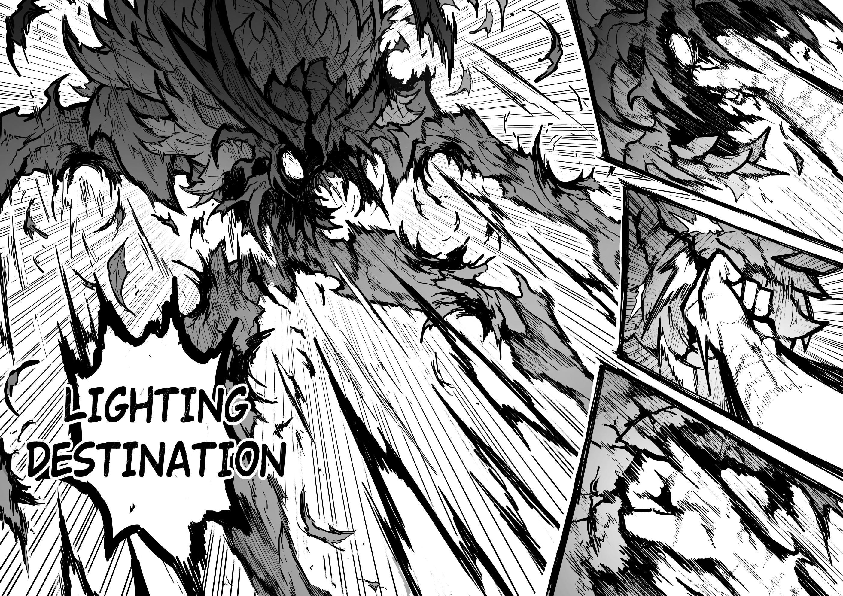 Dragon Claw Vol.2 Chapter 9: Sacrifice page 11 - Mangakakalots.com