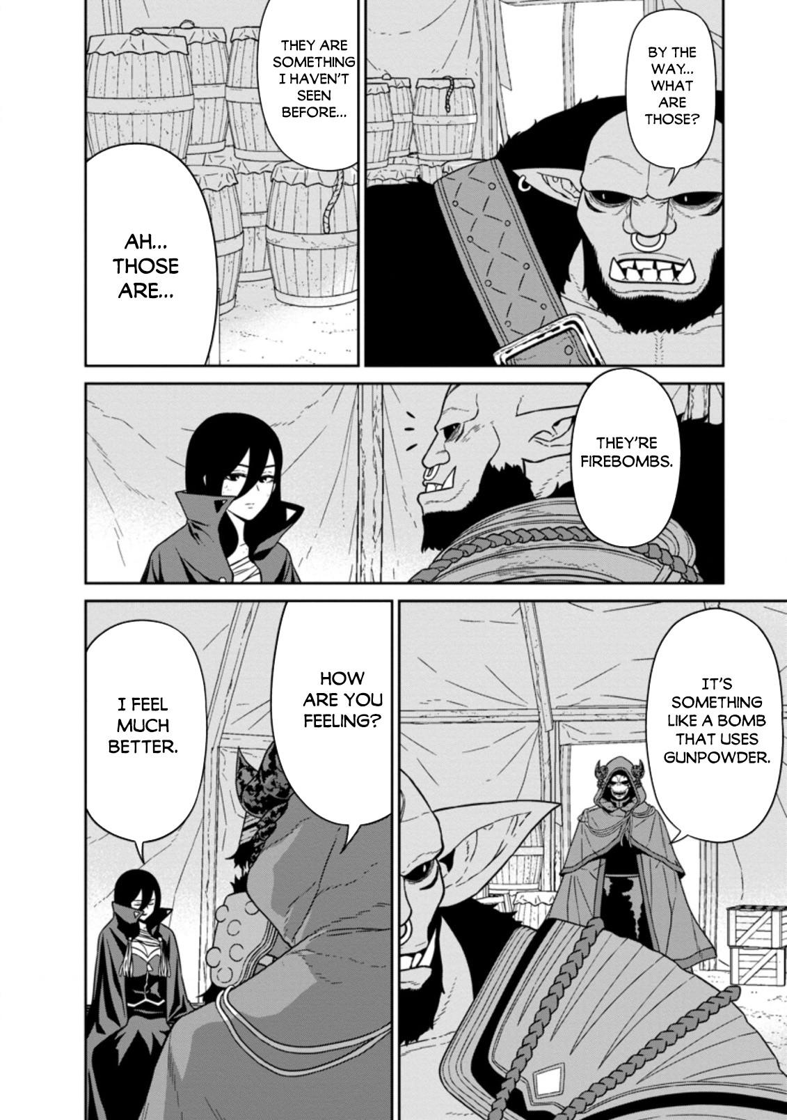 Maou Gun Saikyou No Majutsushi Wa Ningen Datta Chapter 19.1 page 7 - Mangakakalots.com