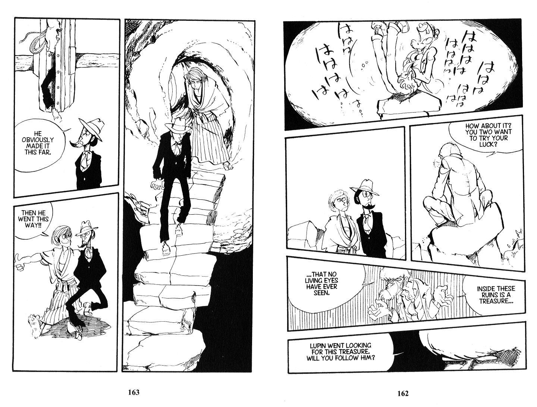 Lupin Iii Vol.13 Chapter 103: A Treasure To Serve page 17 - Mangakakalots.com
