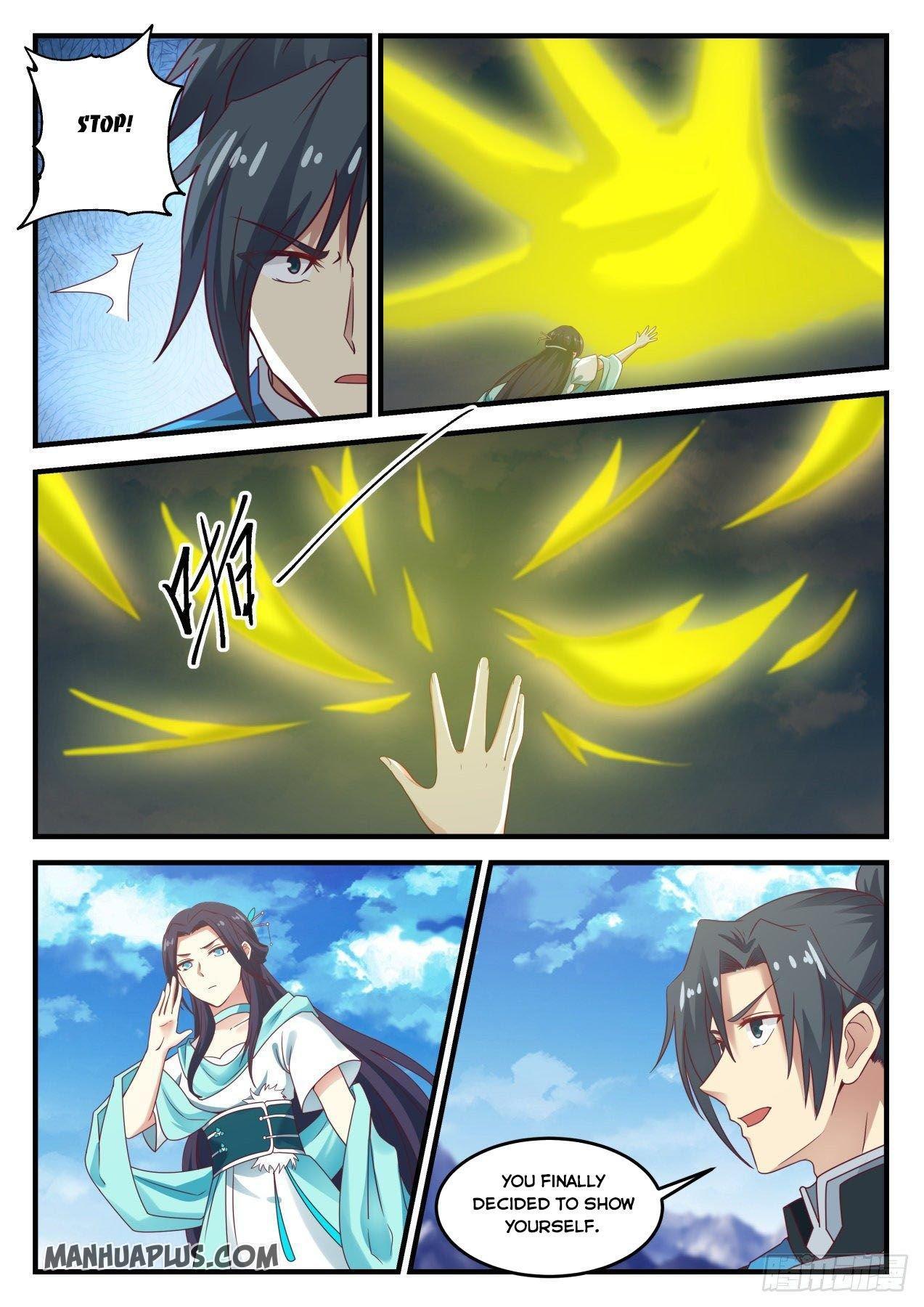 Martial Peak Chapter 693 page 12 - Mangakakalots.com