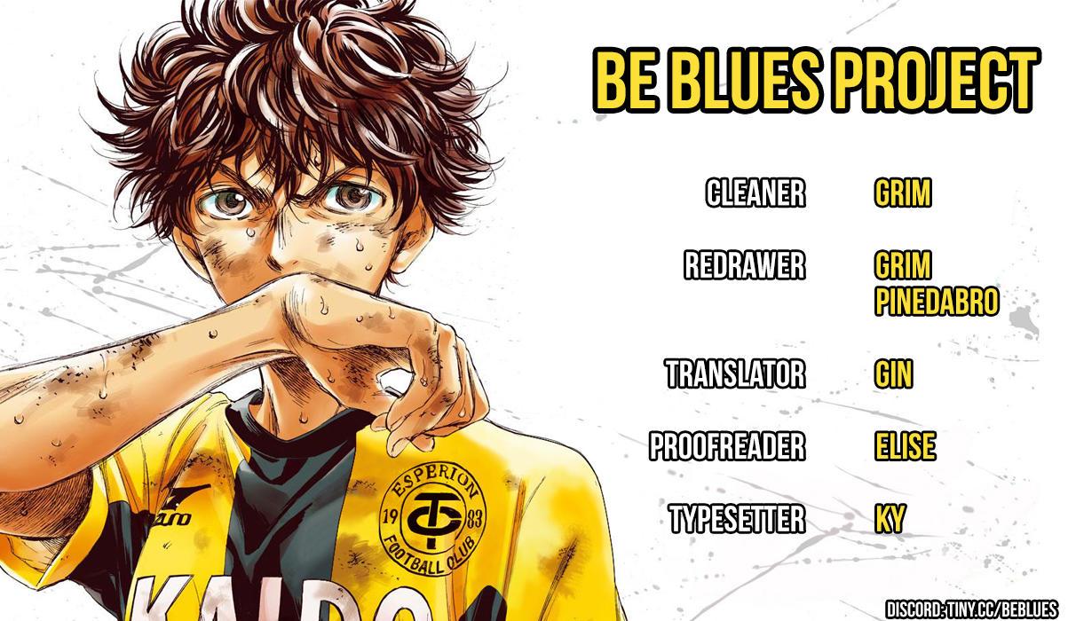 Ao Ashi Vol.19 Chapter 197: It Wasn't Today page 19 - Mangakakalots.com