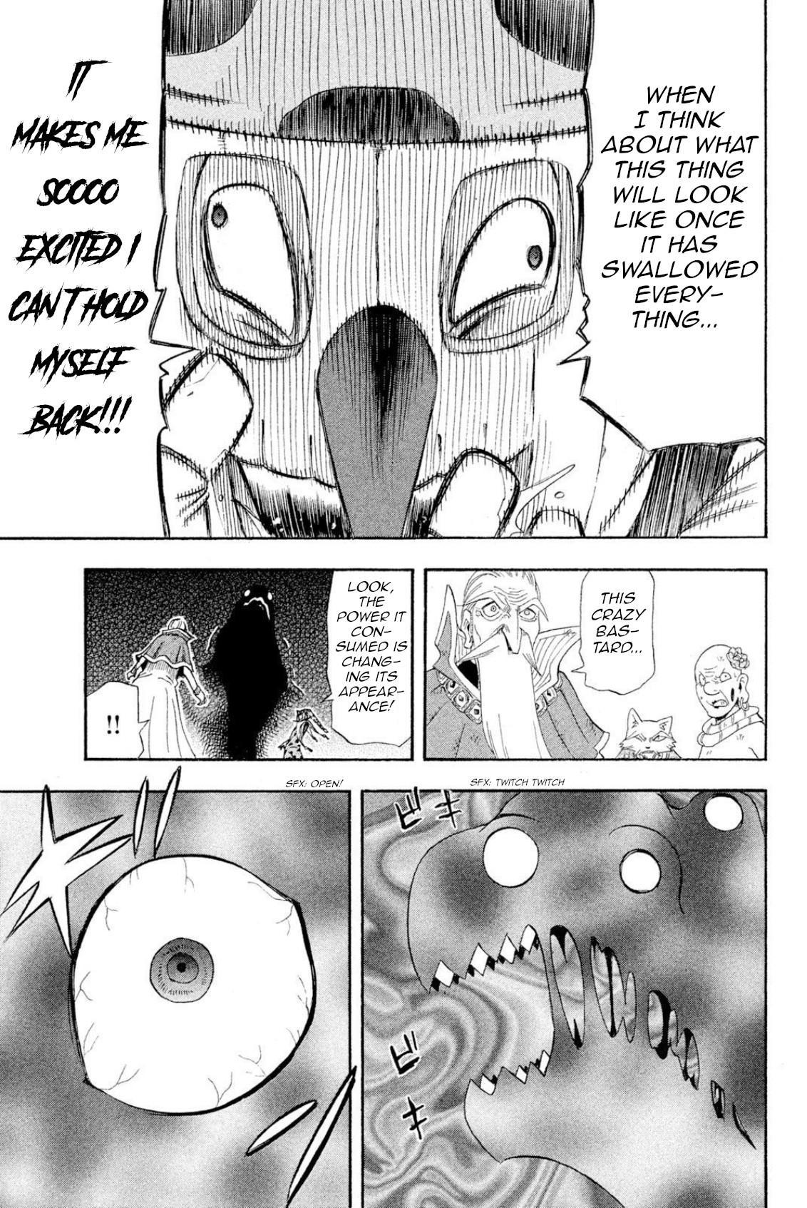 Buster Keel! Chapter 40: Feast Of God (Part 5) page 37 - Mangakakalots.com