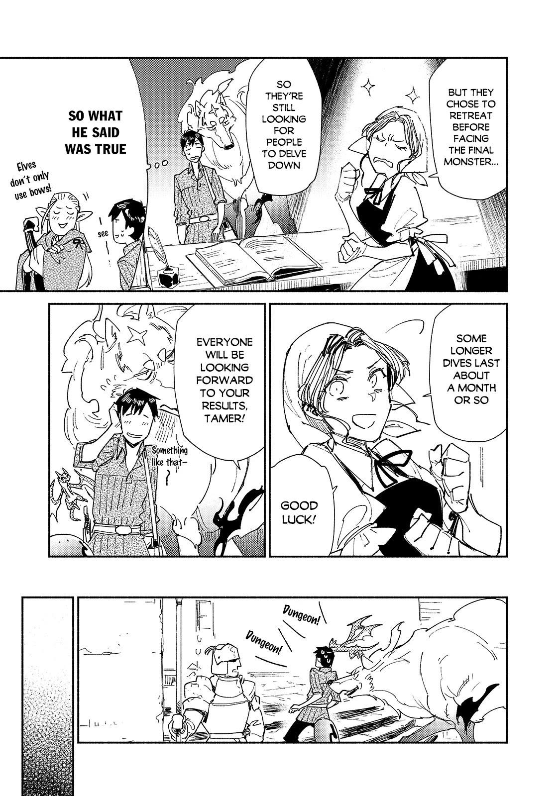 Tondemo Skill De Isekai Hourou Meshi Chapter 43: Entering The Dungeon page 6 - Mangakakalots.com
