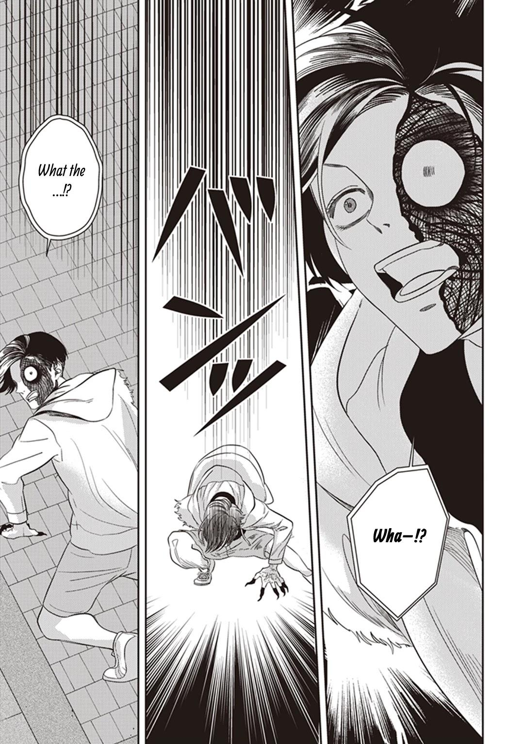 Midnight Occult Civil Servants Chapter 41: Becoming A Demon (Part 7) page 18 - Mangakakalots.com