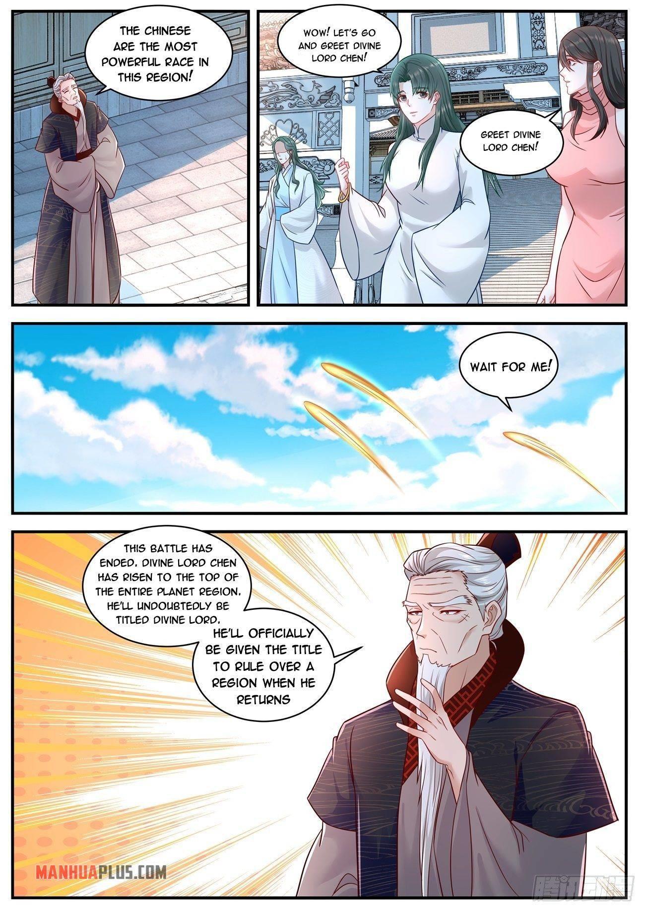 Rebirth Of The Urban Immortal Cultivator Chapter 618 page 4 - Mangakakalots.com