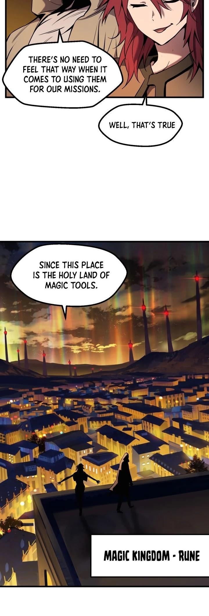 Survival Story Of A Sword King In A Fantasy World Chapter 48 page 35 - Mangakakalots.com