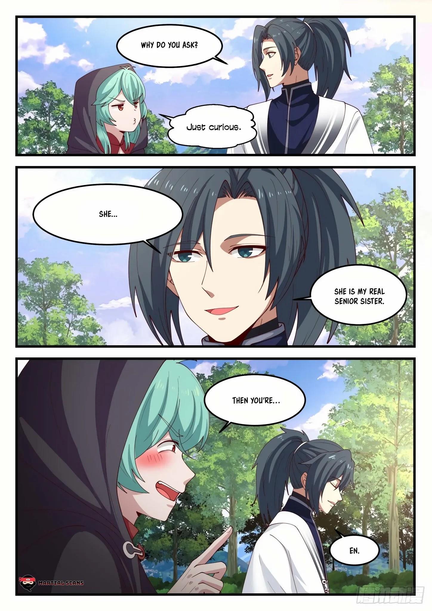 Martial Peak Chapter 1190: Who Is Su Yan? page 3 - Mangakakalots.com