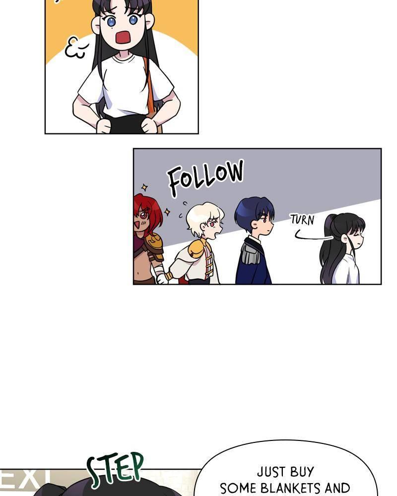 Tenants From Another World Chapter 9 page 51 - Mangakakalots.com