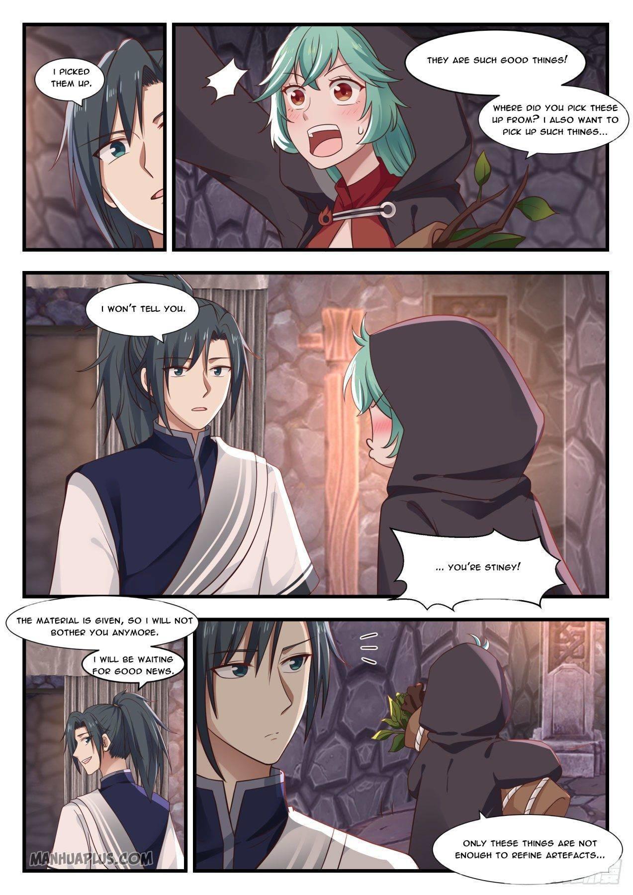 Martial Peak Chapter 995 page 2 - Mangakakalots.com