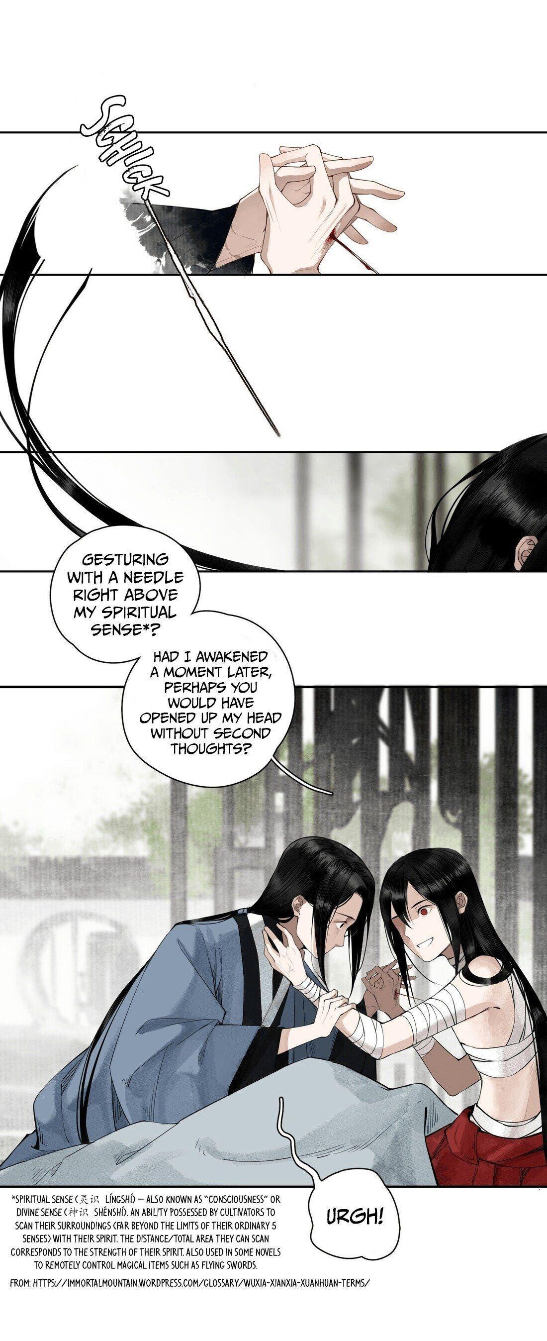 I Accidentally Saved The Jianghu'S Enemy Chapter 1 page 32 - Mangakakalots.com