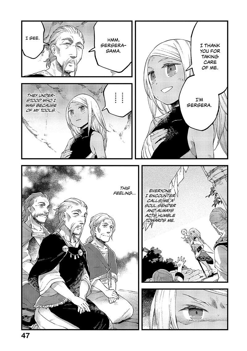 Alpi - The Soul Sender Vol.3 Chapter 12: The Soaring Rocks, Part 1 page 12 - Mangakakalots.com