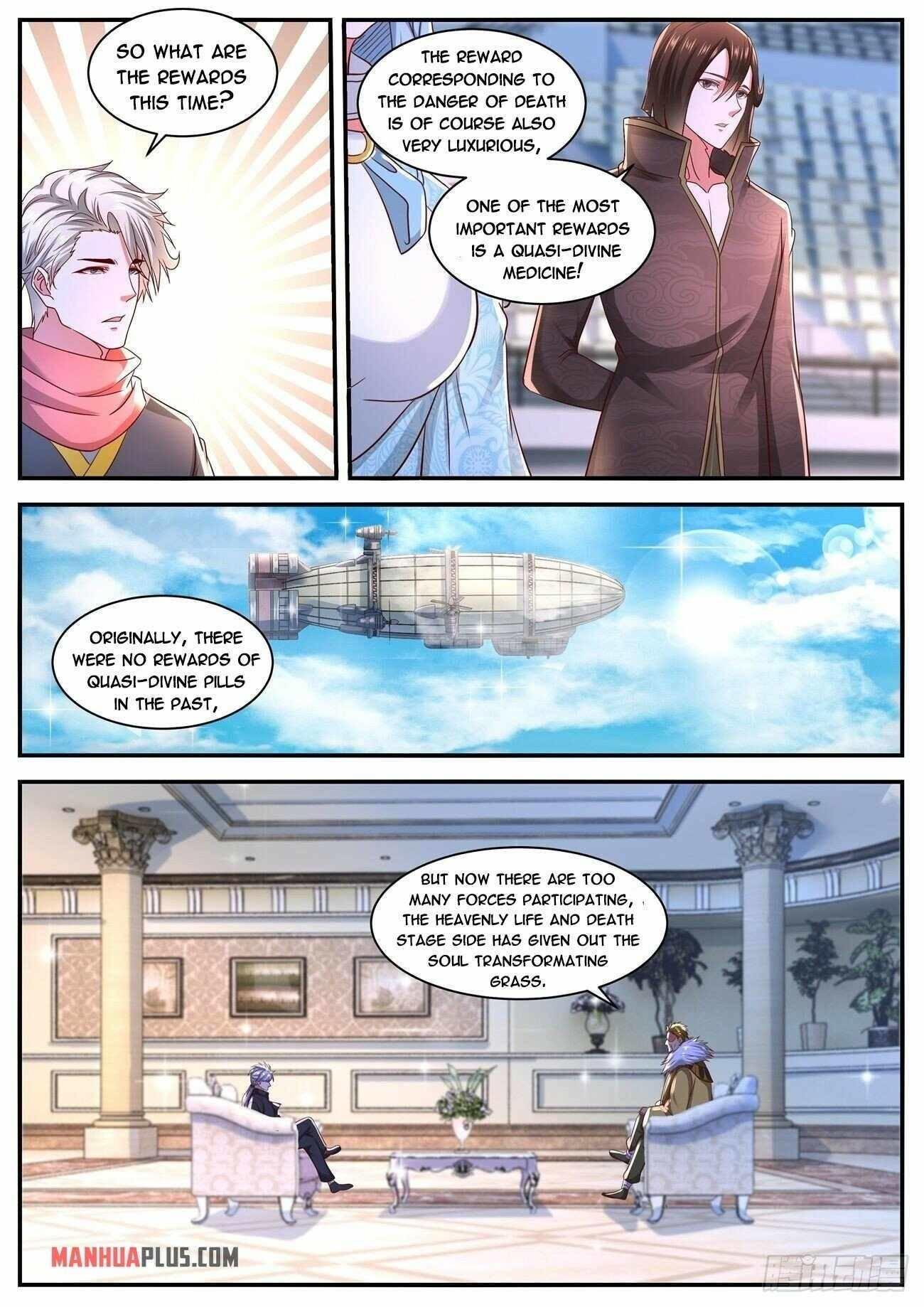 Rebirth Of The Urban Immortal Cultivator Chapter 639 page 7 - Mangakakalot