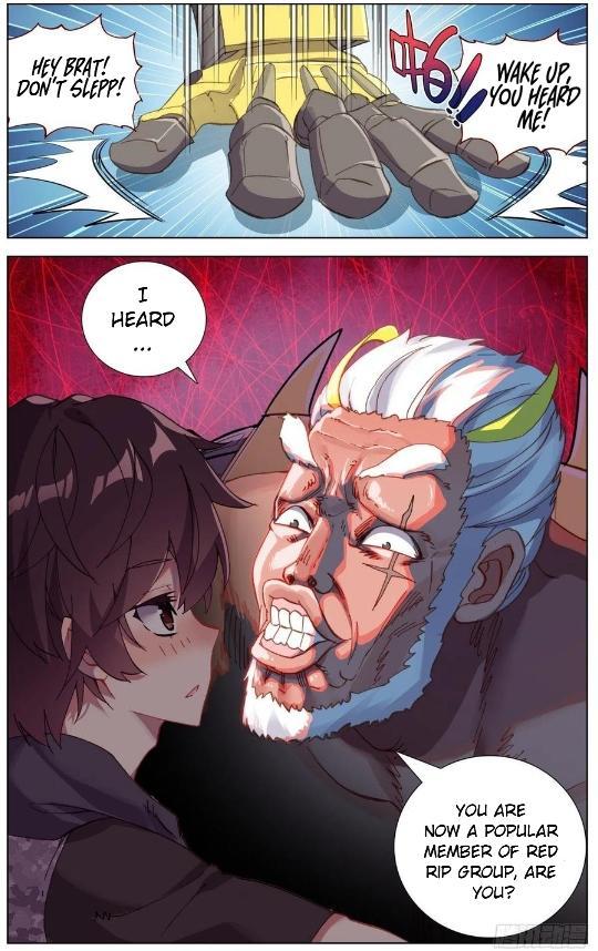 Another Emperor Reborn Chapter 159 page 12 - Mangakakalots.com