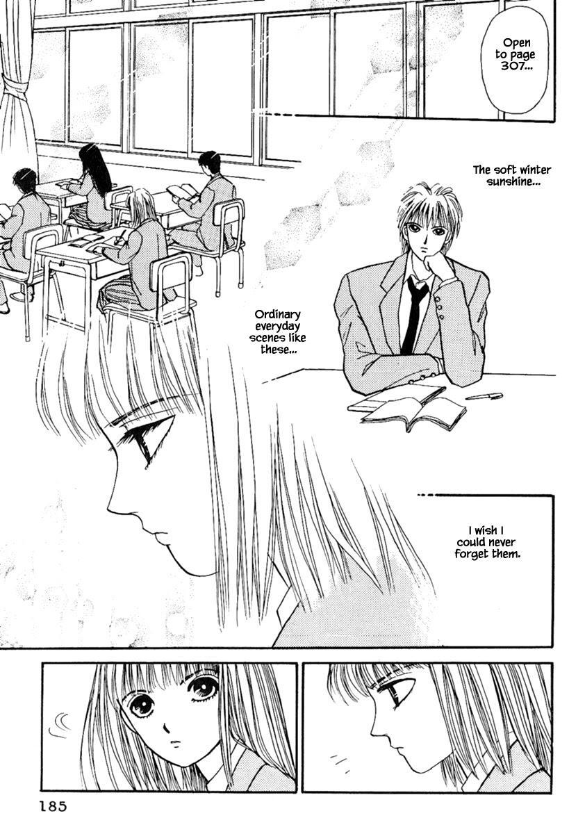 Shi To Kanojo To Boku Chapter 13.1 page 9 - Mangakakalots.com