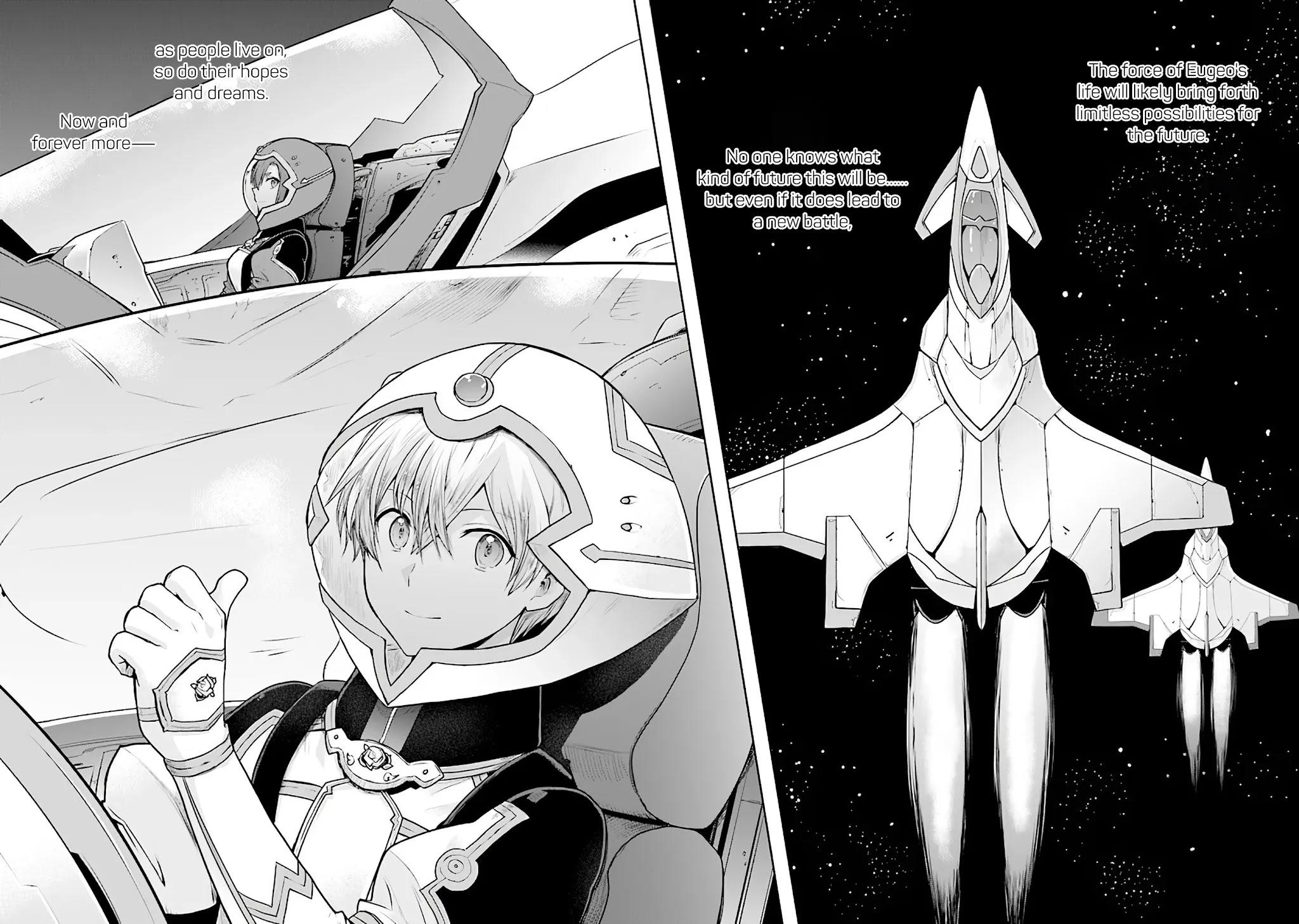 Sword Art Online - Lycoris Chapter 16: ~Epilogue~ That Which Is Passed Down page 23 - Mangakakalots.com