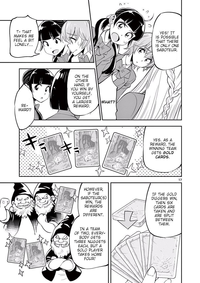 After School Dice Club Vol.9 Chapter 51: Senpai X Kouhai With Board Games page 17 - Mangakakalots.com
